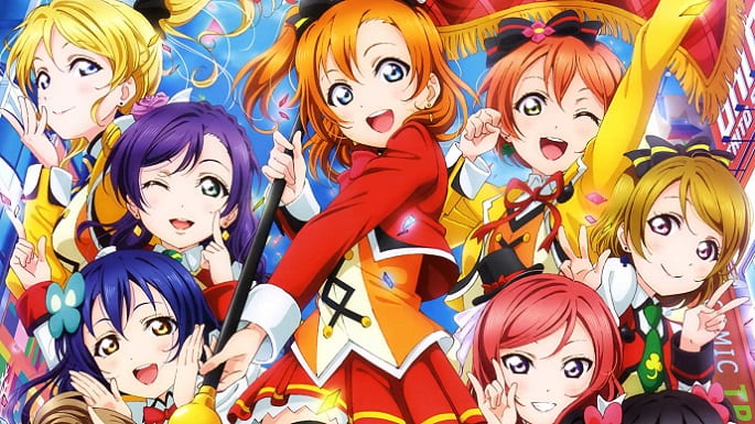 Love Live! The School Idol Movie BD Subtitle Indonesia