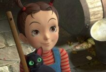Aya to Majo (Earwig and the Witch) Subtitle Indonesia