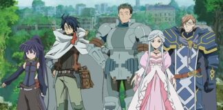 Log Horizon Season 3 x265 Subtitle Indonesia