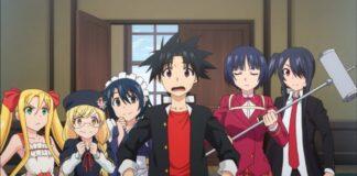 Mahou Sensei Negima! Movie Anime Fina BD Subtitle Indonesia