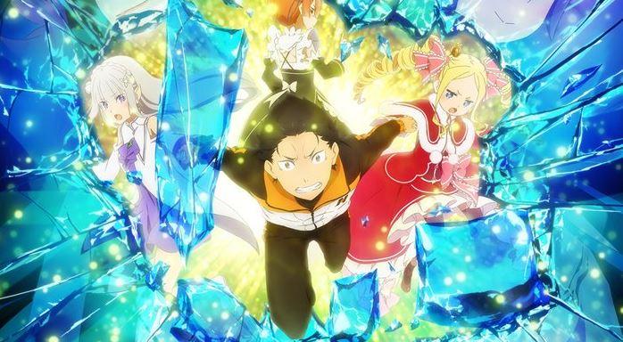 Re Zero kara Hajimeru Isekai Seikatsu 2nd Season Part 2 x265 Subtitle Indonesia