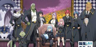 Tensei shitara Slime Datta Ken 2nd Season x265 Subtitle Indonesia