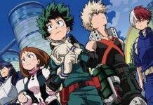 Boku no Hero Academia Movie Heroes Rising BD Subtitle Indonesia