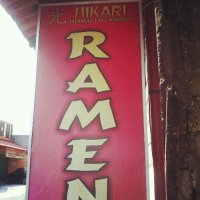 Today's Lunch: Hikari Ramen