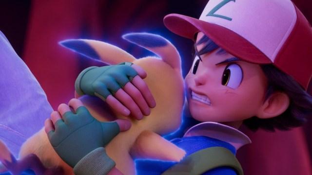 Pokemon: Mewtwo Strikes Back: Evolution