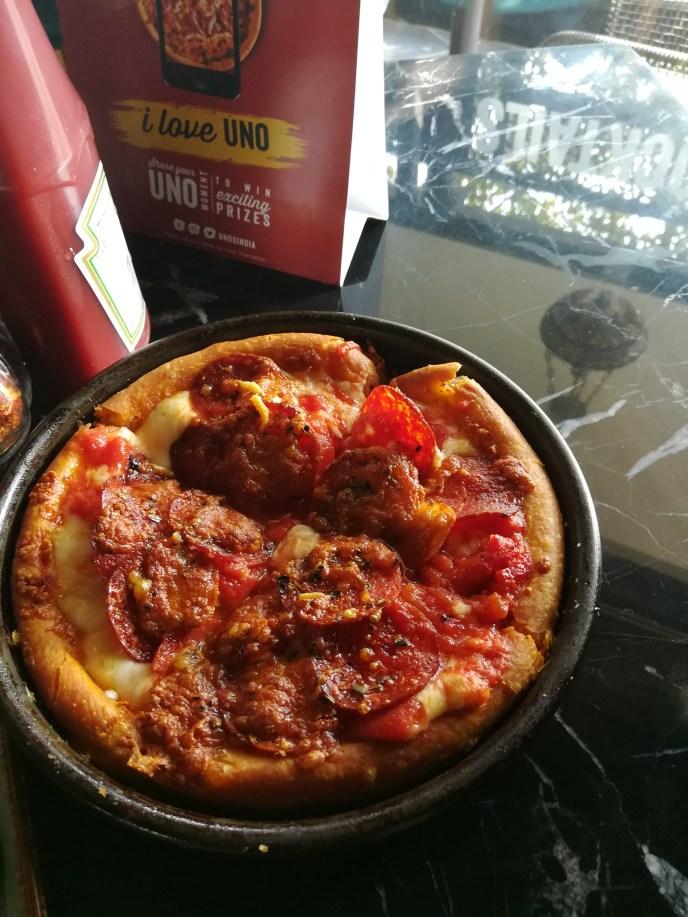 Uno Chicago Pizza