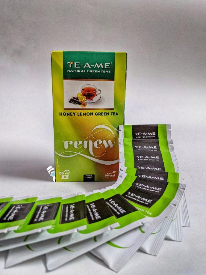 Tea-me teas Honey Lemon Green Tea
