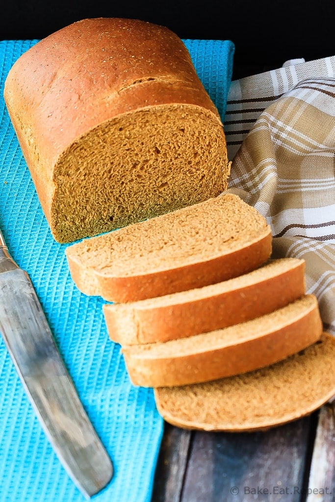 Icelandic Brown Bread Recipe - from Bake.Eat.Repeat.
