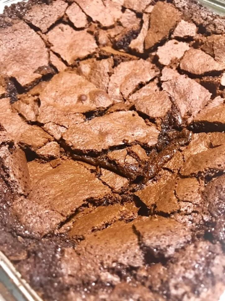 Receita de Brownie - Autentico Brownie Americano