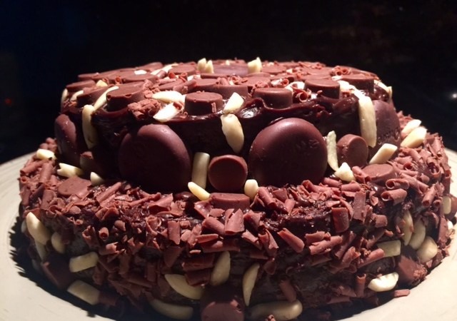 Devil's Food Cake - Receita