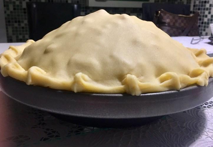 Torta de Maçã igual a do Rascal