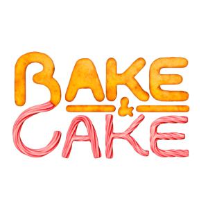 Bake and Cake logo