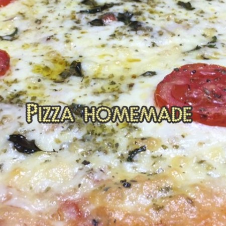 Pizza Homemade - Receita