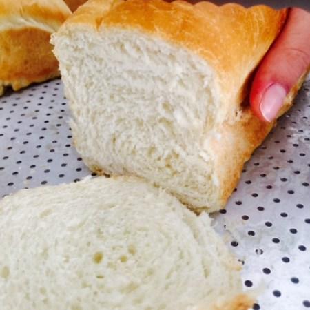 Pão de Forma Caseiro