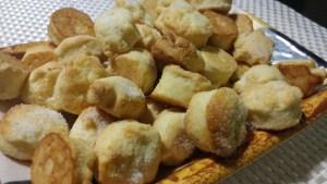 Biscoitos ou Bolachas de Nata