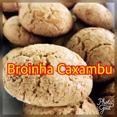 Broa Caxambu - Receita