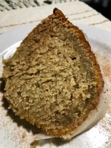 Bolo de Batata Doce - Receita