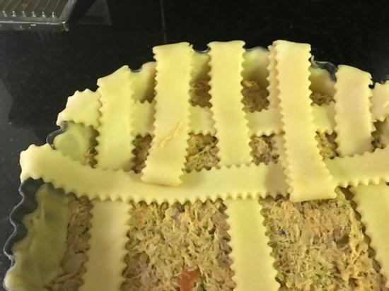 Torta treliça