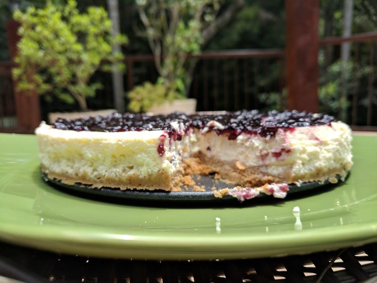Cheesecake Original - NY Style