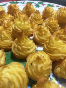 Batatas Duchese