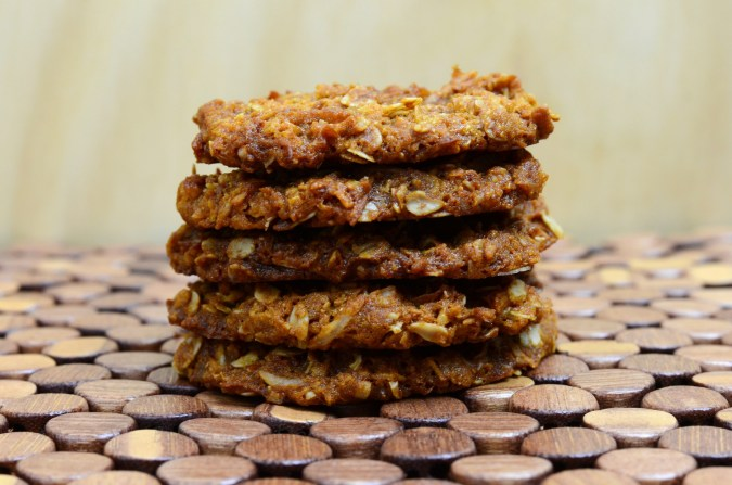 Anzac Biscuits - 1971 Edmonds Recipe Cookbook