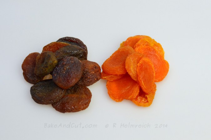 Apricot balls - made in the Mycook Premium