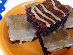 Bike Messenger Brownies – Espresso-infused Chai