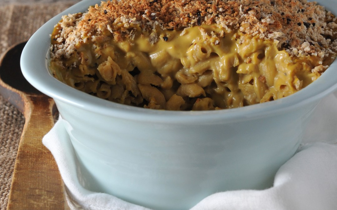 Vegan Mac n' Cheese or Mac n' Yeast Recipe