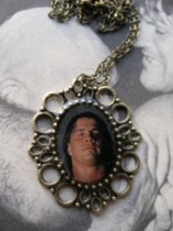 Bret Hart necklace