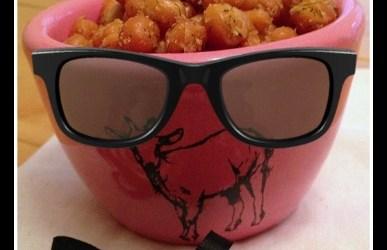 Too Cool Roasted Chickpeas