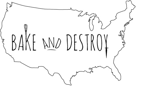 Bake and Destroy Tour 2012