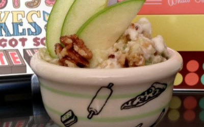 Taffy Apple Salad Redux