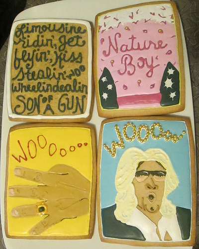 Ric Flair Cookies