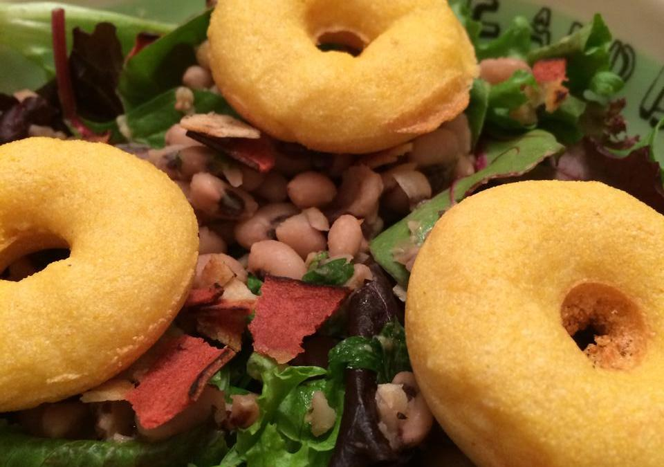 Donut Salad or Droutons or Something Equally as Stupid