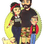 The Slaters by The Tiny Hobo