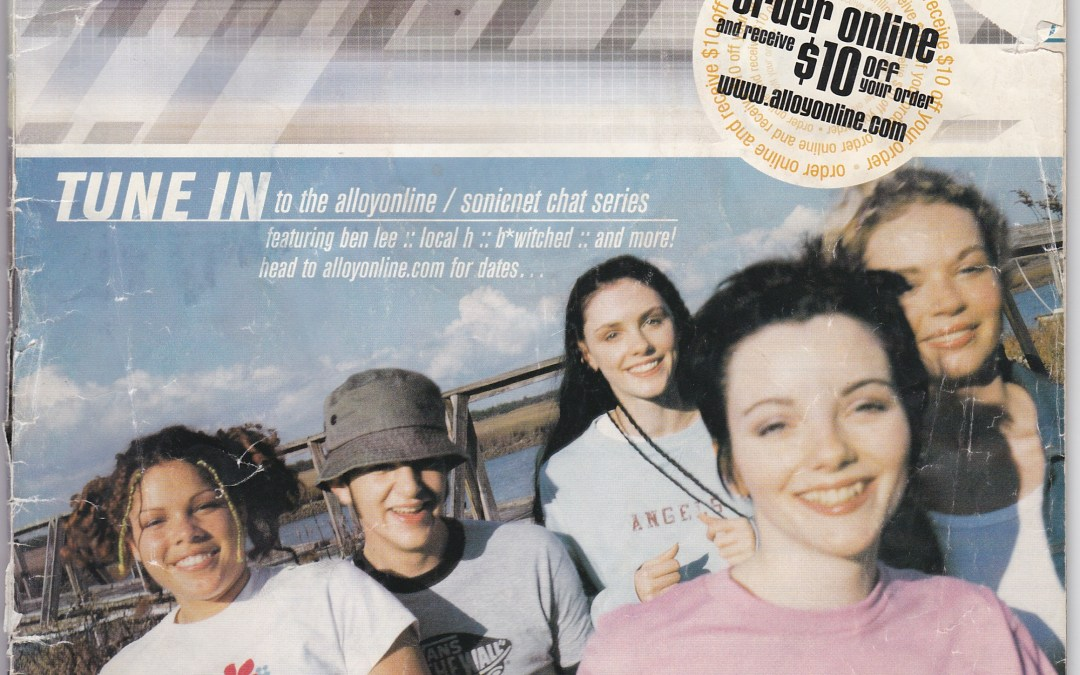 The 1999 Alloy Spring Catalog