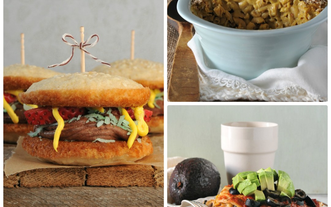 favorite vegan potluck and cookout recipes
