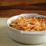 Baked Penne with Pumpkin Cream Sauce