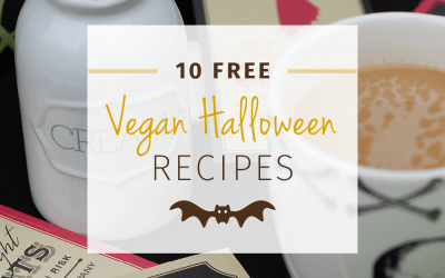 Free Vegan Halloween Recipes eBook