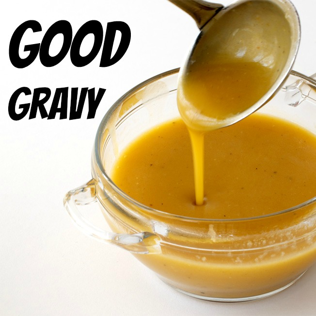 Vegan Casseroles: Good Gravy