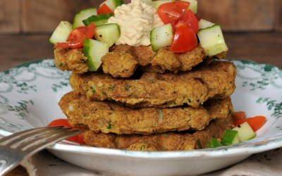 """Falafel Waffle: How to Say """"I Don't Care What You Think"""" and Eat It Too"""