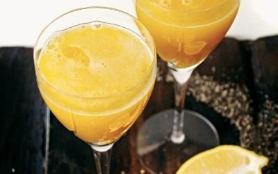 Sweet Sunshine: A Gingery Juice Recipe