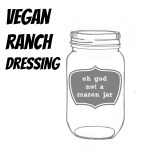 vegan ranch dressing recipe