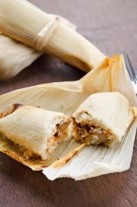 Also in this book: potato adobo tamales