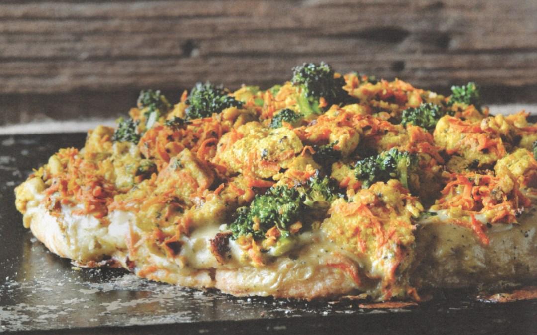Pizza for Everyone: Vegan Breakfast Pizza Recipe