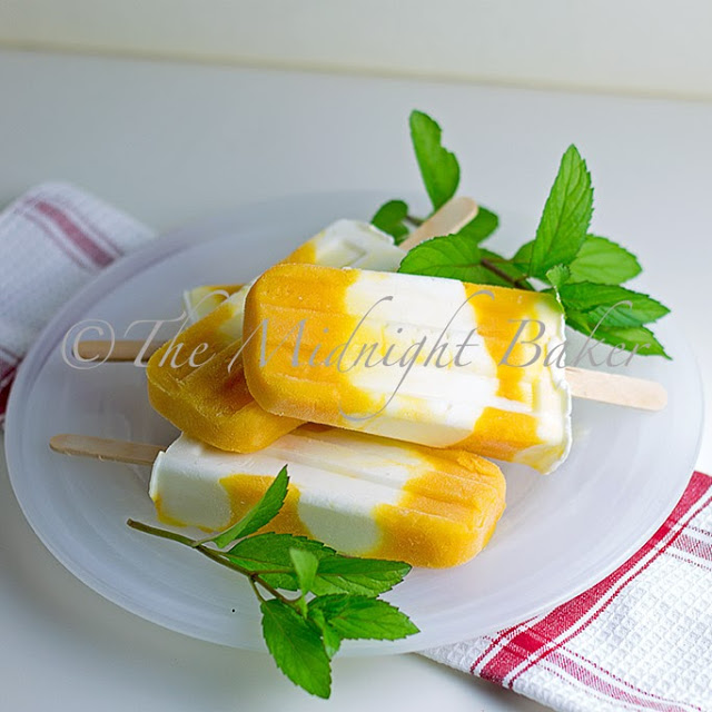 Orange Creamsicles
