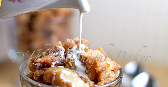 Apple Dapple Pudding for Slow Cooker