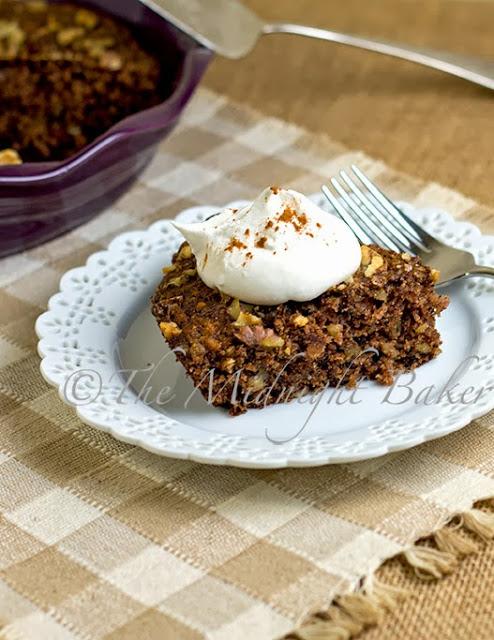 Apple Pie Cake--Easy no fuss dessert