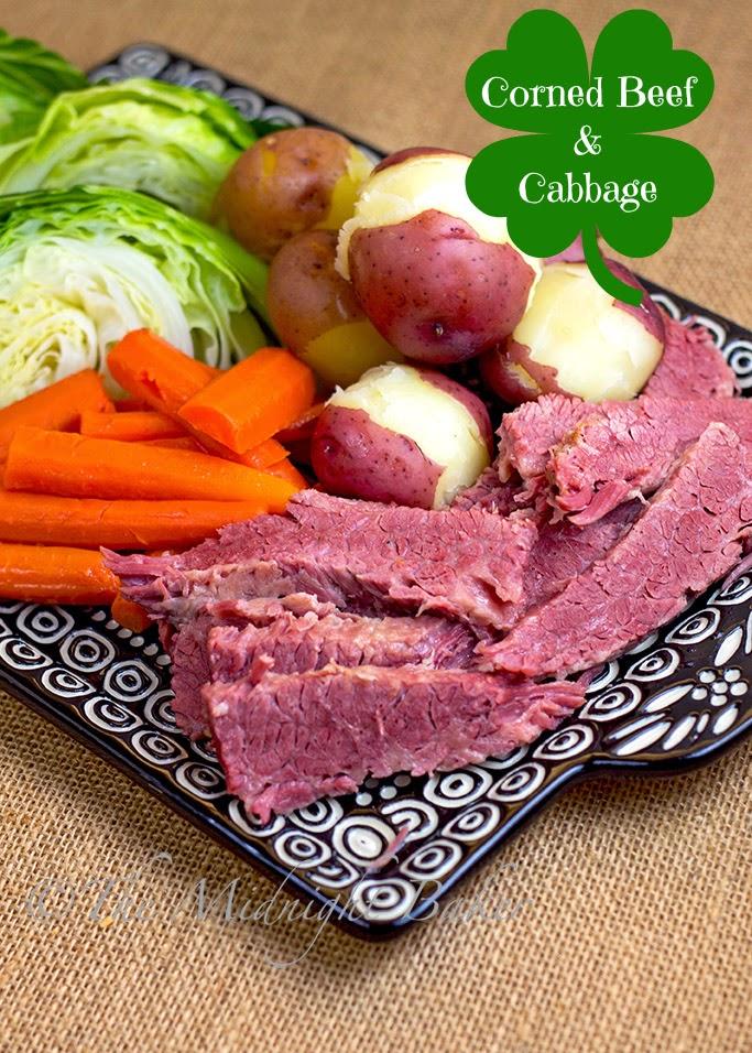 Corned Beef and Cabbage #cornedbeef #StPatrick'sDay #PressureCooker