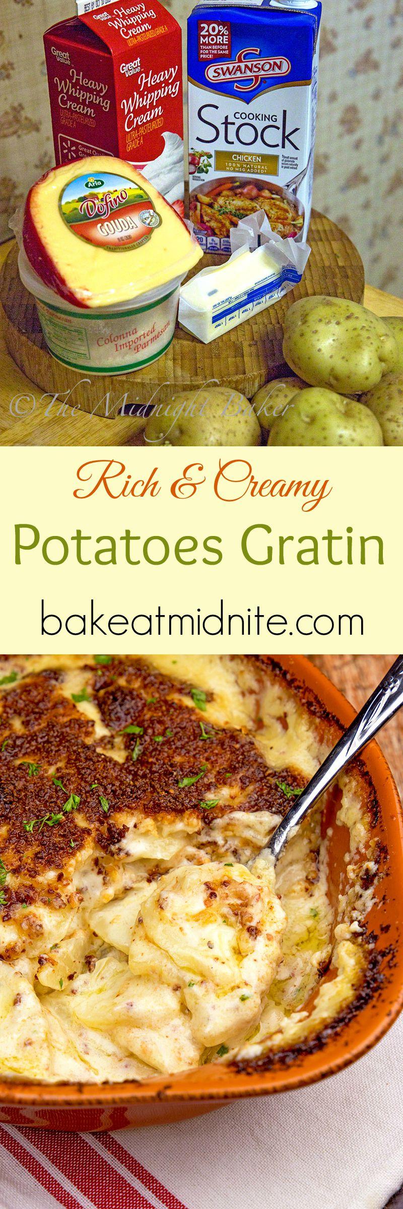 Scalloped-Potatoes-Gratin